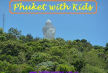 Phuket Travel Tips / Travel tips, travel reviews and things to do in Phuket.  Phuket offers plenty of activities and attractions to keep the whole family (babies, toddlers, kids and adults) entertained.
