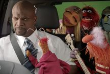 Toyota Highlander & The Muppets #NoRoomForBoring / When The Muppets are stuck inside the #ToyotaHighlander for extended periods of time, there's certainly #NoRoomForBoring.  Check out this behind-the-scenes content and see what we're talking about.    Explore and build your own boredom escape vehicle at  http://www.toyota.com/highlander   Muppets © 2014 Disney / by Toyota USA