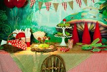 Birthday party idea / by Sonia Beaudry