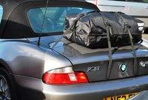 BMW Z3 Gepäckträger : Koffer & Gepäckträger kombiniert / BMW Z3 Gepäckträger : Koffer & Gepäckträger kombiniert