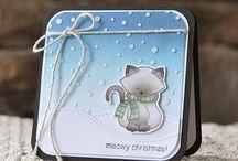 Cards- NewtonsNook -Christmas