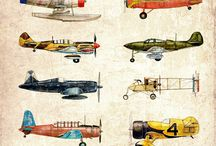 Millinery Airplanes