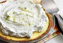 Pies, tarts and cheesecake  / by Melinda Dame Christensen