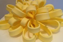 Gum Paste Bows