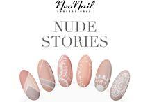 NOWOŚĆ Nude Stories- lakiery w kolorach Nude