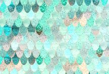 Pattern Power / A collection of mesmerizing, original patterns from our Indiewalls artists