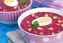 Рецепты Супы