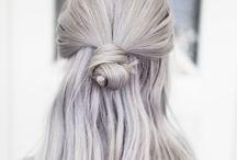 Прекрасный цвет волос