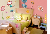 kid spaces / by Heather Martin