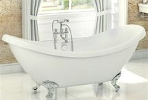 Baths / Gorgeous Designer Bath Tubs to help you wash away all the stress of the day!