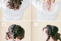 Coafuri nunta / Hair coiffure