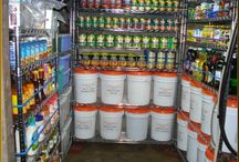 Prepper Pantry / Your Prepper Pantry will contain the foods necessary to survive TEOTWAWKI.