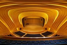 Salles de concert