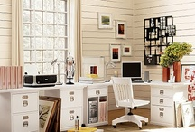 DIY Home Office / by Katie Parker