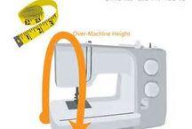 hoes voor naaimachine maken