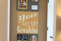 Wall Decor / by Hope Swedberg Roberts