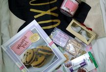 Monthly Lifestyle boxes