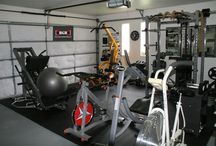 Home gym / by Jessica Barber