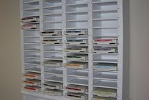 Craft Room Storage / by Mary K. Wessling