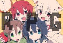 Nico Nico Chorus/ Random Anime