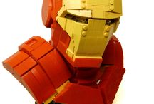 LEGO IronMan Project