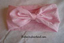 Headbands/Bows / by Michelle Gaddis