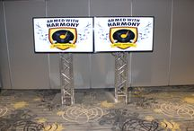 Saskatoon Audio Visual Packages / www.ArmedWithHarmony.ca