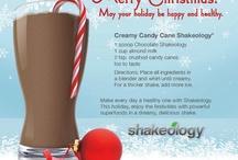 Christmas Shakeology / by Ashley Deanna
