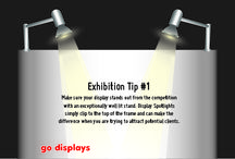 Event, Exhibition and Tradeshow Tips / Tips for exhibitors including blogs.