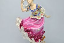 Royal Doulton Porcelain Figurines