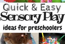 KIDS - Sensory Activities