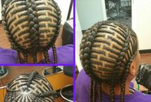 Braids twists locs
