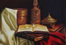 Peintre Espagnol Julio Cobo