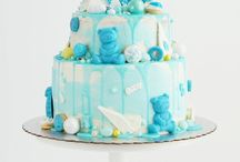 Candy Bomb Cakes