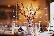 Dekorasjon til bryllup