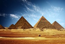 pyramids / Buildings,Structures and handicrafts of pyramid shape