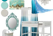 Frozen Nursery and Bedroom Ideas