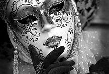 CARNAVAL DE VENISE : BEAUTE ET MYSTERES