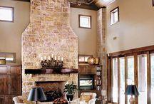 ranch interiors