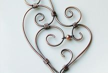 Crafts metal work / by Vicki Capro