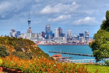 Auckland , New Zealand  / This is my Home away from Home. Beautiful Place to live & visit :)