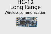 Arduino wireless communication long