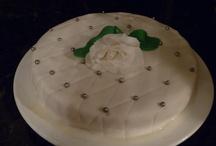 Bilge's Birtday Cake/ Bilge'nin Dogumgunu pastalari :) / Designer hand made cakes.