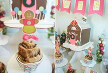 Parties: Gingerbread House Party
