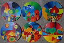 Creatieve opdrachten voor kinderen! / voor de kleintjes :)