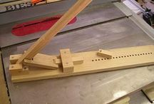Wood turning / Lavori di tornitura