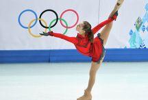 Gymnastique et le Patinage (Sport)
