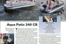 Godfrey Pontoons Articles & our Ads / by Godfrey Pontoons