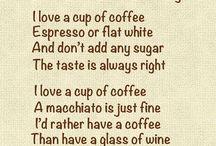 Kaffe (coffee) / Poem