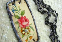 Jewellery - Mosaic & Tile